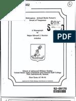 AD-A248 - Doctrine Attack Heli 1991