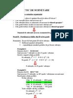 Model Practic de Subnetare