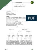 Field Effect Transistor (FET)
