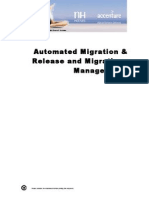 Automated Migration & Release and Migrations Management
