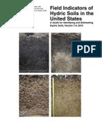 Hydric Soils Field Indicators v7