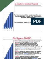 00 AMH Six Sigma Wait Time Project