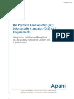 Apani Pci Dss Compliance Brief