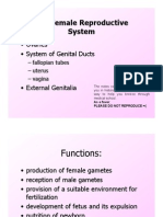 Female Reproductive Histology