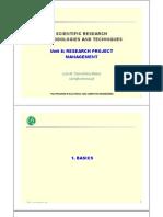 Metodos de investigação