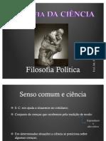 FILOSOFIA DA CIÊNCIA - 3 ANO
