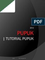 Pupuk - Tutorial Pupuk - Presentasi