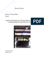 Energy Balance Project Document FINAL