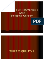 Quality Improvement and Patient Safety Advance Nursing Practice Ppt