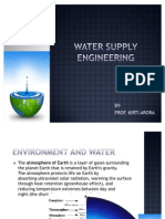 Water Supply Engineering