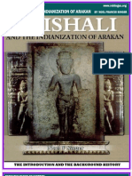 Vaishali and the Indianization of Arakan by Noel Francis Singer