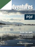 British Columbia Adventures Special
