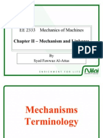 Chapter 02 - Mechanism and Linkages