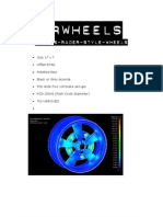GrWheels TechSecs Sheet