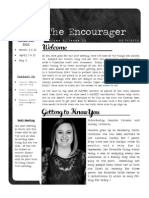 The Encourager 02.16.2012