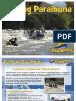 Roteiro Rafting Paraibuna