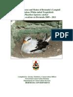 2011 Tropic Bird Breeding Success and Status Report