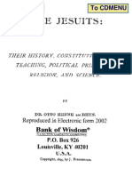 39881721 the Jesuits Their History Constitution Moral Teaching Political Principles Religion and Science by Otto Henne