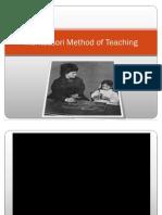 12-Montessori Method of Teaching
