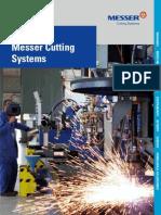Catálogo General Máquinas Oxicorte Plasma Messer