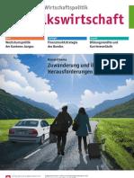 Zuwanderung_Volkswirtschaft Das Magazin
