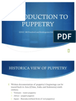13-Introduction to Puppetry