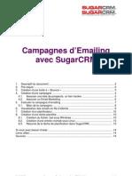 Campagnes Emailing Avec SugarCRM V1.0