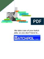 BATCHPOL 1.4.5.027 Product Description