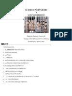 Derecho rio y Nuestras Prisiones en Mexico
