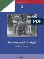 Rivers. Medicina, màgia i religió