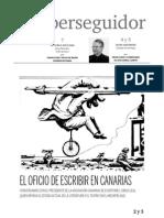 El perseguidor 84 - revista de limba spaniola din Tenerife