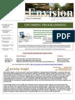 Envision October  Newsletter 2011