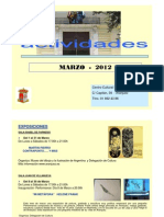 Programacion Marzo 2012