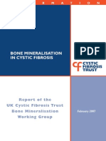 Bone Mineral Booklet