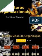 Estruturas Organizacionais II