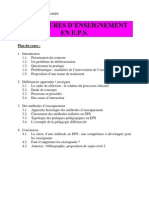 Procedures Enseignemt Texte