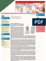 Baby Monitor Reviews