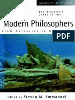 Modern Philosophers