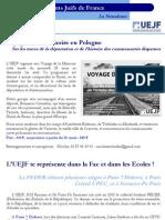 Newsletter 23 février 2012
