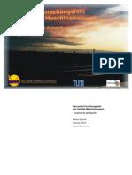 TUM - Brochure of Department of Thermodynamics