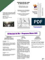 Programa MARZO-2012mod