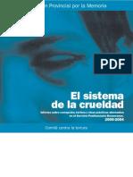 1 INFORME SOBRE CÁRCELES 2000-2004 El sistema de la crueldad
