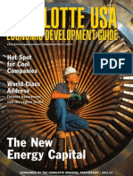 Charlotte USA Economic Development Guide 2011-12