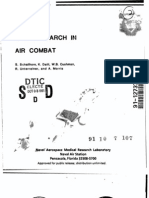 Visual Search in Air Combat