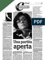 Intervista a Michela Marzano