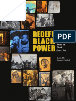 Foreward and First Pages from Redefining Black Power