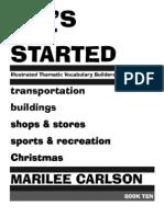 Let's Get Started Book 10 Sample Unit