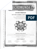 Necromuda Sourcebook 1995