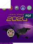 Joint Vision 2020