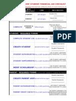 (Dep) 2011-12 Aih Financial Aid Checklist (2)